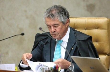 Marco Aurélio Mello, ministro STF