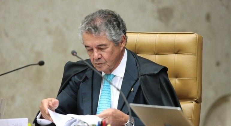 Ministro Marco Aurélio votou contra o entendimento de Fachin, mas foi vencido pela maioria