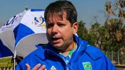 'Vamos brigar pelo 2º lugar no quadro de medalhas', diz vice-presidente do COB (Abelardo Mendes Jr/Rede do Esporte - 24.5.2018)