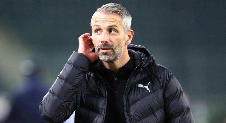Marco Rose, do Borussia Moenchengladbach