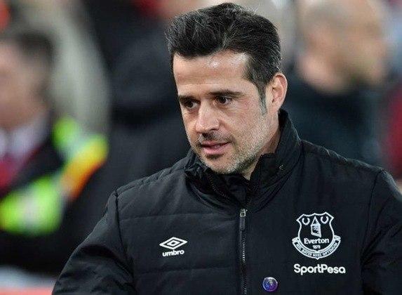 Marco Silva: O ex-jogador português de 43 anos já treinou alguns clubes europeus, como Sporting e Olympiacos. Está sem clube desde que deixou o comando do Everton
