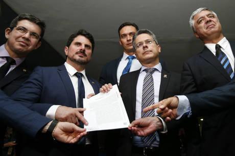 Senador Marcos do Val denunciou ameaças