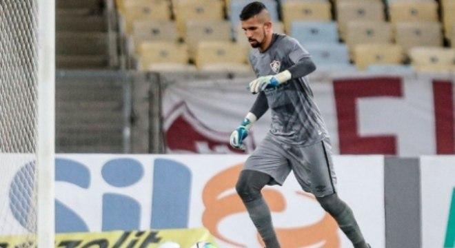 Marcos Felipe -  Fluminense x Vasco