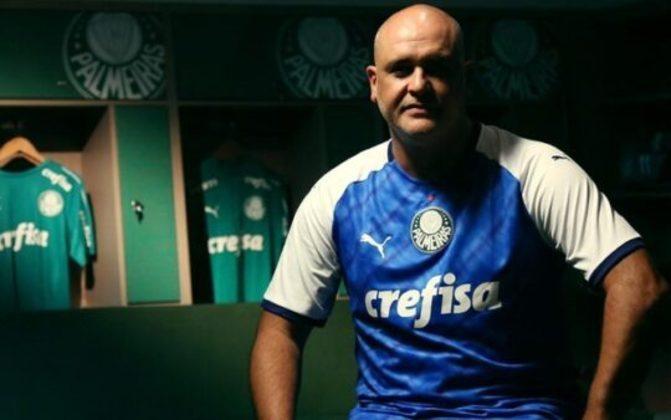 Marcos: histórico goleiro do Palmeiras, Marcos se destacou muito com suas defesas tanto no Alviverde como na Seleção Brasileira, sendo decisivo em vários momentos com ambas as camisas.