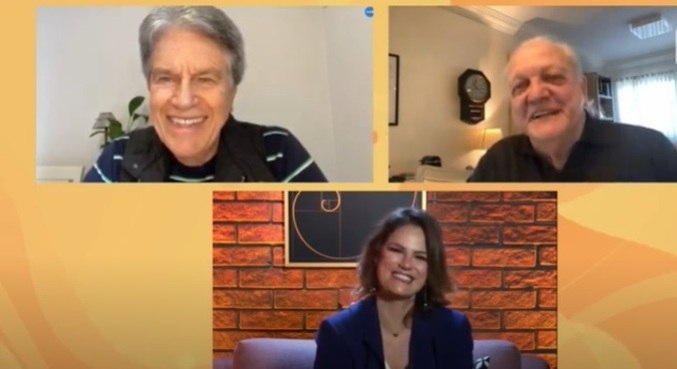 Marcos Hummel conversou com Flavio Ricco e Dani Bavoso