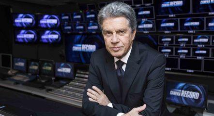 """Marcos Hummel apresenta o """"Câmera Record"""""""
