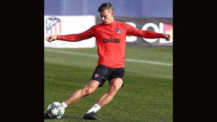 Marcos Llorente: em ótima fase no Atlético de Madrid, Llorente passa a interessar os gigantes da Europa e o Manchester United aparece como um dos favoritos para levar o meia.