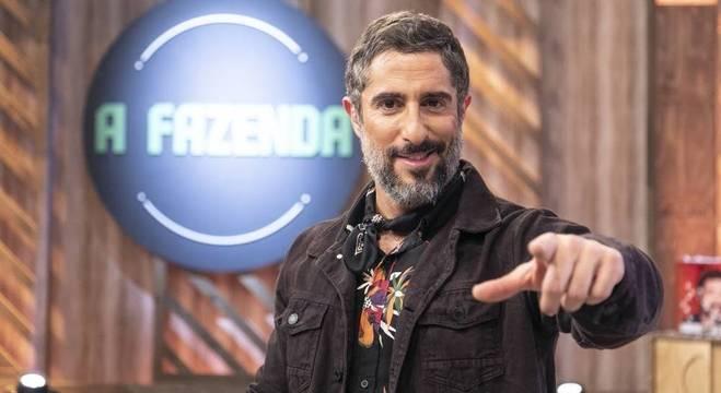 Marcos Mion anuncia o vencedor de A Fazenda no dia 13