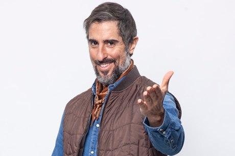 """Marcos Mion, apresentador da  """"Fazenda"""""""