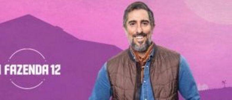 """Marcos Mion, apresentador da """"Fazenda"""", sucesso de audiência e repercurssão"""
