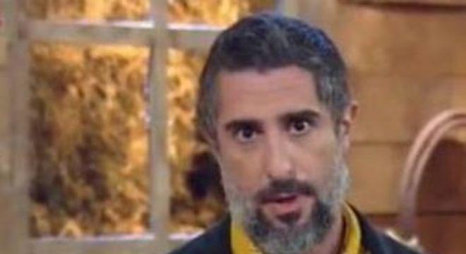 Marcos Mion. Foto: TV Globo/TV