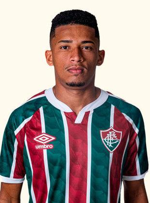 Marcos Paulo - atacante - 20 anos - contrato até 30/06/2021 (pré-contrato assinado com o Atlético de Madrid)