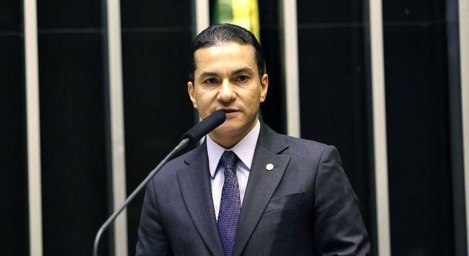 O presidente do Republicanos, deputado federal Marcos Pereira (SP)