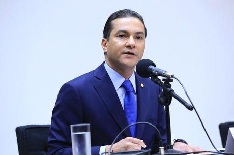 Marcos Pereira discursou em evento sobre democracia