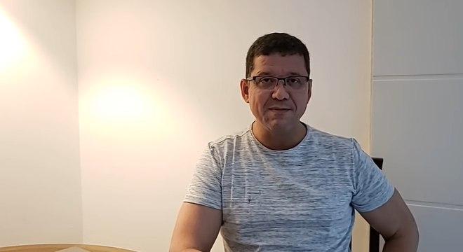 Marcos Rocha foi internado após piora no estado de saúde