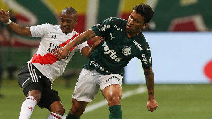 Marcos Rocha - Lateral-direito - 32 anos - Contrato até: 31/12/2022