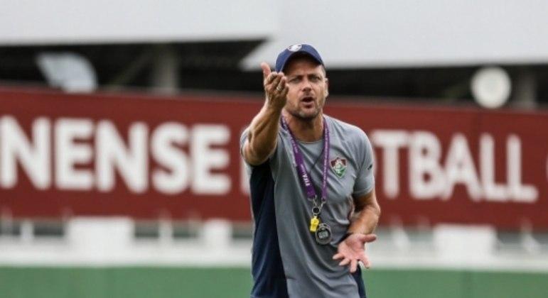 Marcos Seixas - Fluminense