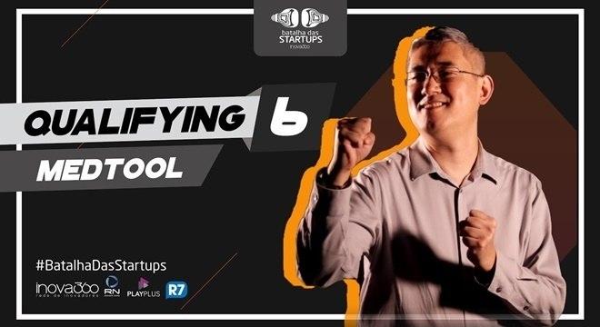 Marcos Tadashi Tayoshima foi o sexto participante do Batalha das Startups (Foto: Divulgação)