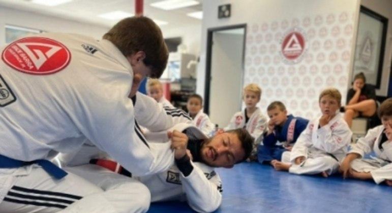 Marcos Vinicius Braga é um entusiasta do Jiu-Jitsu como ferramenta de transformação