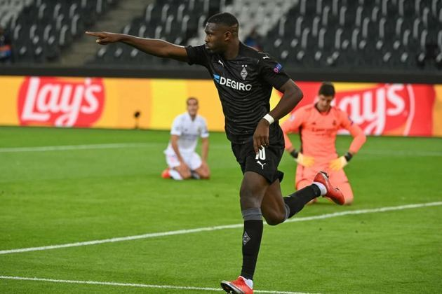 Marcus Thuram - Atacante do Borussia Mönchengladbach pode deixar a Alemanha para ser o novo atacante da Inter de Milão após a saída de Romelu Lukaku
