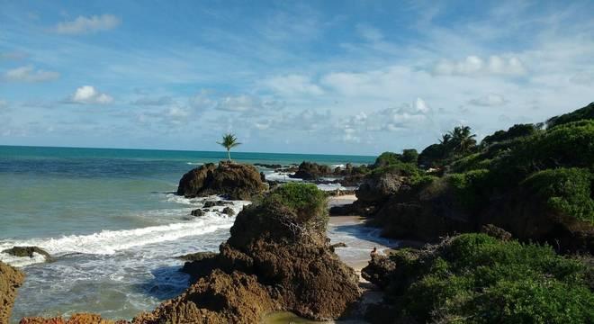 Maré, Tempo, Praia, Tambaba, Praias