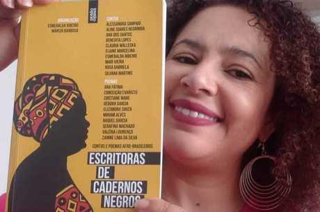 Mari Vieira escreve contos para a publicação Cadernos Negros