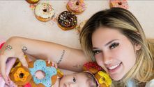 Virginia Fonseca se declara para filha que completa 3 meses