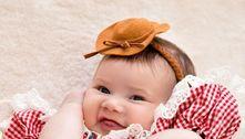 Zé Felipe e Virginia celebram 2 meses da filha, Maria Alice