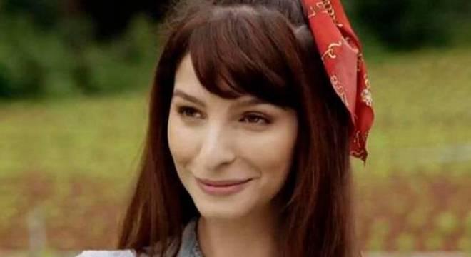 Michelle Batista vive a personagem Maria Antônia em Amor Sem Igual