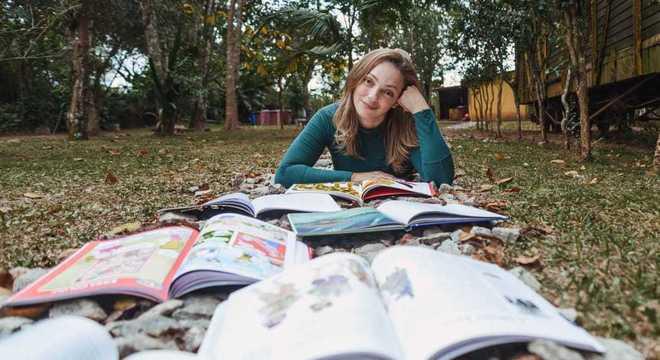 Professora e contadora de histórias, Maria Aparecida defende educação humanizada