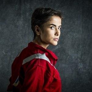 """Maria Casadevall é uma das protagonistas de """"Ilha de Ferro"""""""