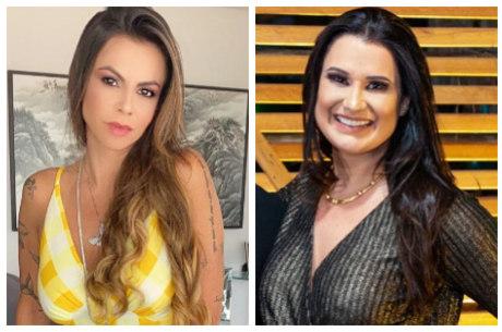 Maria Clara rebateu Letícia Oliveira na web