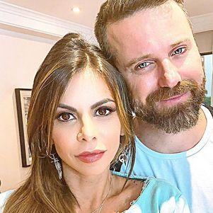 Maria Clara e Marlon estão grávidos