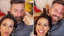Marlon revela que se divorciou da ex e quer mais filhos com a atual