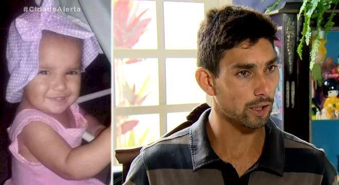 Maria Clara e o pai, Steven Roger Galvão