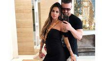 Affair de Marlon anuncia gravidez após polêmica de traição