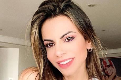 Maria Clara se defendeu nas redes sociais