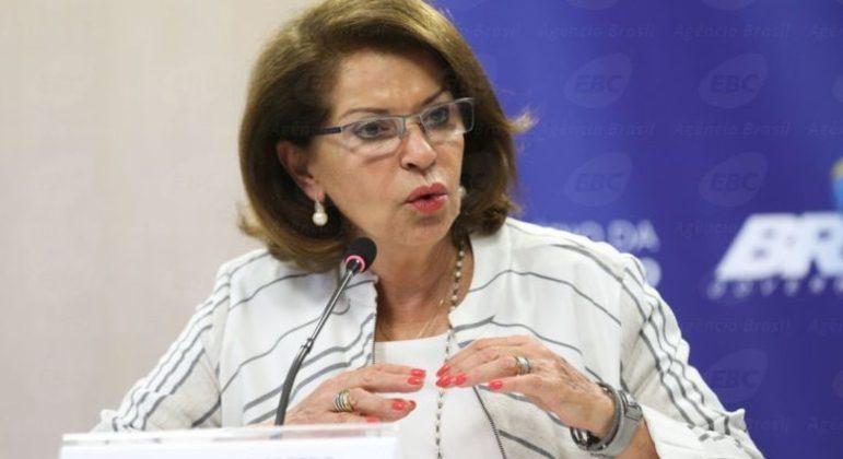 Maria Helena Guimarães de Castro presidente do CNE faz críticas ao Enem
