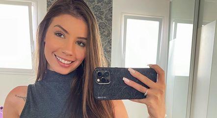Maria Lina tem 2,4 milhões de seguidores no Instagram