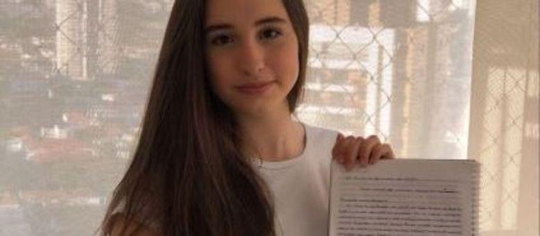 Maria Luiza agradeceu a área da saúde e destacou a importância da imprensa
