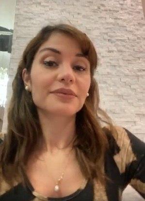 Maria Melilo, madrinha