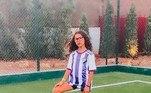 Maria Sophia, filha Ronaldo