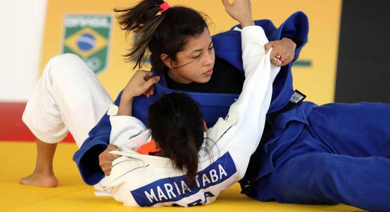 Equipe brasileira de judô já treina no centro de treinamento montado em Hamamatsu