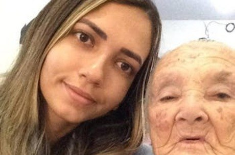 Maria Talita fez desabafo sobre estupro sofrido pela avó