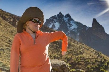 Mariamu Staford irá participar da expedição