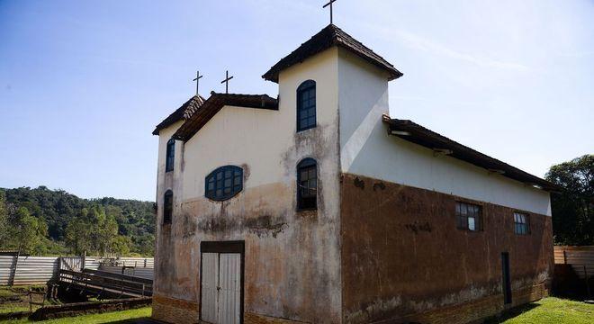 Distrito de Bento Rodrigues foi destruído pela lama