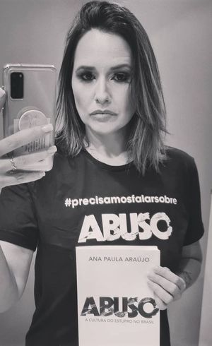 Campanha incentiva mulheres a denunciar e falar sobre o abuso