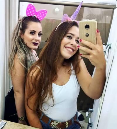 mariana e amiga 27092019080532743?dimensions=660x440&no crop=true - Bolsonaro na ONU e plano para matar Gilmar e marcam a semana