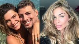 Grazi Massafera elogia Mariana Goldfarb, atual de Cauã: 'Maravilhosa'