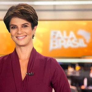 "Mariana Godoy no ""Fala Brasil"" da Record"